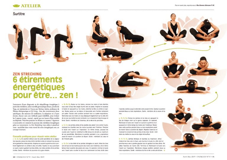 Zen Stretching aricle